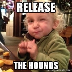 Future Evil Genius - Release the hounds