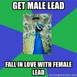 Performing Arts Peacock - Get male lead Fall in love with female lead