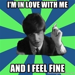 Sassy Paul - I'm in love with me and i feel fine