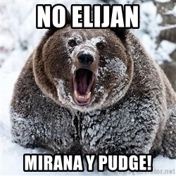 Clean Cocaine Bear - No elijan Mirana y pudge!