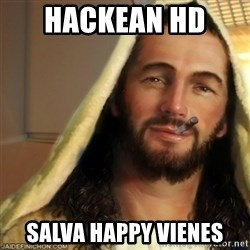 Good Guy Jesus - hackean hd  salva happy vienes