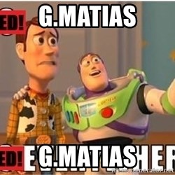 Toy Story Everywhere - G.MATIAS G.MATIAS