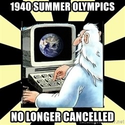 2012 World Patch Notes - 1940 summer olympics no longer cancelled