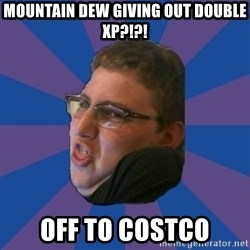 Successful Gamer - mountain dew giving out double xp?!?! off to costco
