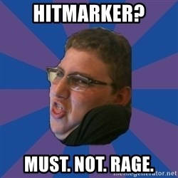 Successful Gamer - hitmarker? must. not. rage.