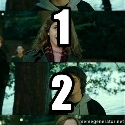 Harry Hermione Scare Tactic - 1 2