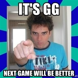 Ocelote - it's gg Next game will be better
