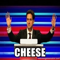 The Ed Miliband Game Show - cheese
