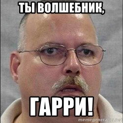 Are You A Wizard - Ты волшебник, Гарри!