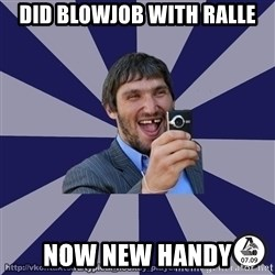 typical_hockey_player - DID BLOWJOB WITH RALLE NOW NEW HANDY