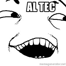I see what you did there -         AL TEC