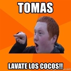 CopperCab Points - TOMAS LAVATE LOS COCOS!!