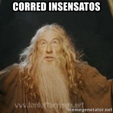 Gandalf - CORRED INSENSATOS