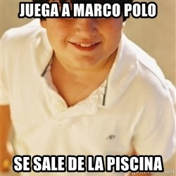 Annoying Childhood Friend - juega a marco polo se sale de la piscina