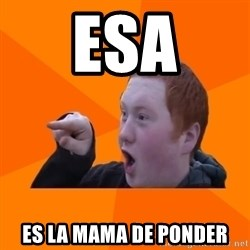 CopperCab Points - ESA es la mama de ponder