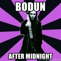 Sexy Laiho - BODUN After midnight