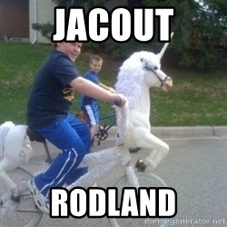 unicorn - jacout  rodland