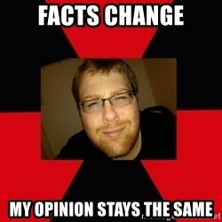Jesse Cox - Facts change my opinion stays the same