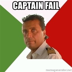 Captain Fail - Captain fail