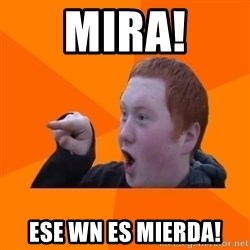 CopperCab Points - MIRA! ESE WN ES MIERDA!