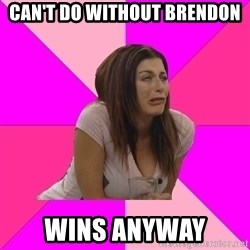 Big Brother: Rachel Reilly - CAN'T DO WITHOUT BRENDON WINS ANYWAY