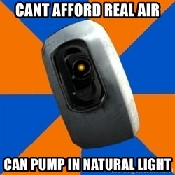 Gladoss - Cant afford real air can pump in natural light