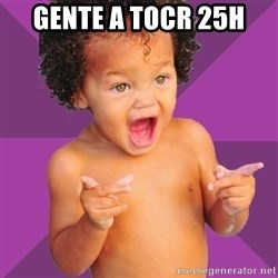 Baby $wag - gente a tocr 25h