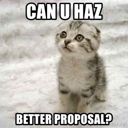 The Favre Kitten - CAN U HAZ BETTER PROPOSAL?