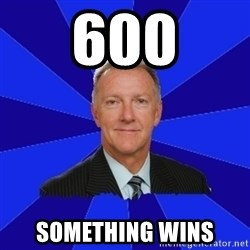 Ron Wilson/Leafs Memes - 600 Something wins