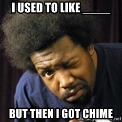 AfroMan - I used to like ____ But Then I got chime