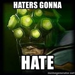 Master Yi - Haters Gonna HATE