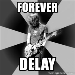 Typical Post-Rocker - forever delay
