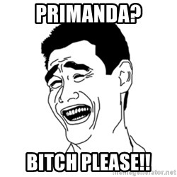 FU*CK THAT GUY - Primanda? bitch please!!