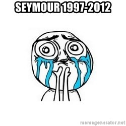 crying - seymour 1997-2012