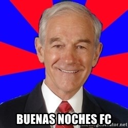 Reality Ron - Buenas noches fc