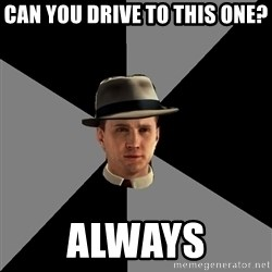 L A Noire Cole - Can you drive to this one? Always