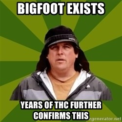 Bobo from Finding Bigfoot - BIGFOOT EXISTS YEARS OF THC FURTHER CONFIRMS THIS