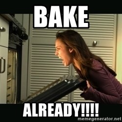 Jessica Alba Doesnt Matter - BAKE ALREADY!!!!