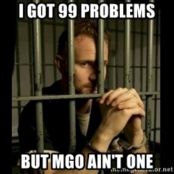 99problems - I got 99 problems but mgo ain't one