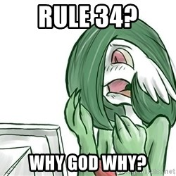 Pokemon Reaction - Rule 34? Why god why?