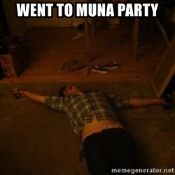 Party Jesus - WENT TO MUNA PARTY