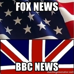 Americabritain - fox news bbc news
