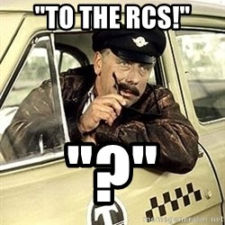 "happy-taxi-driver - ""To THE RCS!"" ""?"""