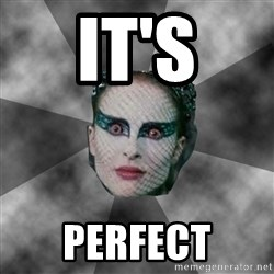 Black Swan Eyes - It's Perfect