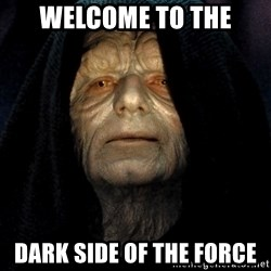 Star Wars Emperor - Welcome to the dark side of the force