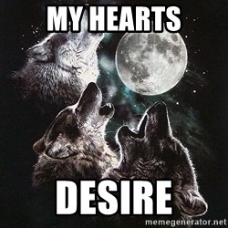Lone Wolf Pack - MY HEARTS DESIRE