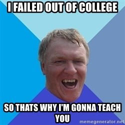 YAAZZ - I failed out of college So thats why I'm gonna teach you