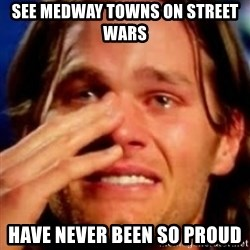 basedbrady - See Medway Towns On Street Wars Have Never Been So Proud
