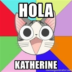 Nya Typical Anime Fans  - hola  katherine
