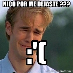 Thank You Based God - nico por me dejaste ??? :'(